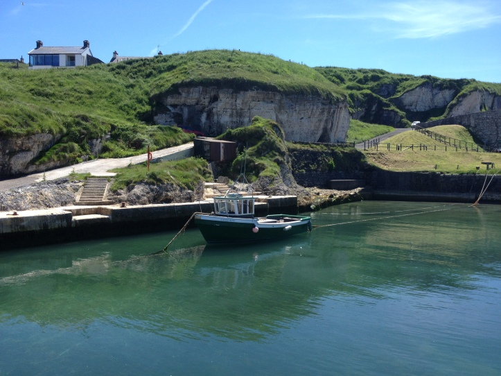 Ballintoy Harbour appeared in Game of Thrones as the home of Theon Greyjoy The Iron Isles. Northern Ireland is a great place for a staycation.