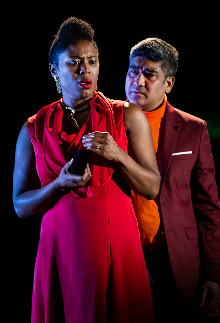 034_Proteus Theatre Macbeth_Pamela Raith Photography_L-R_AlexandraAfreya_RizMeedin